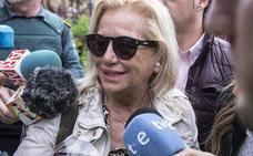 Las confesiones de la compañera de celda de Mayte Zaldívar: «Pagó a tres gitanas para que la protegieran»