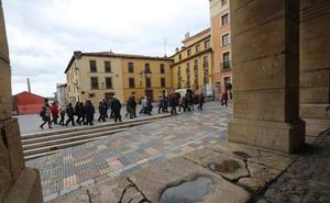 Estudiantes divulgan mañana el valor patrimonial del casco histórico
