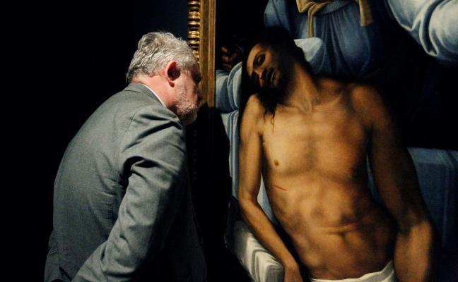 El Prado y la pintura italiana sobre piedra