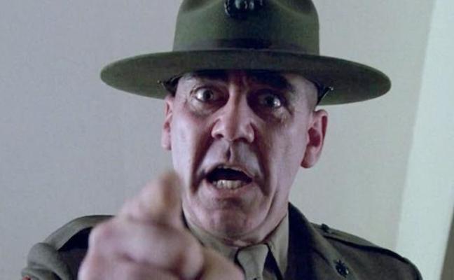 Muere Lee Ermey, el sargento de 'La chaqueta metálica'