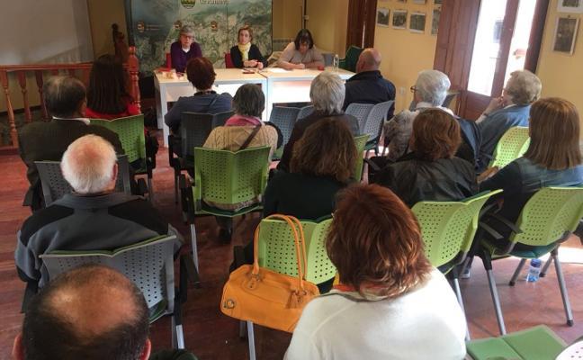 Jornada sobre igualdad en el Ateneo de Sames
