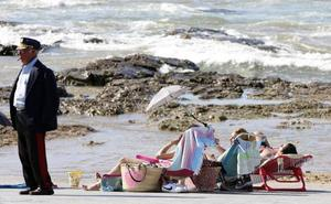 Asturias rozará mañana los 30 grados