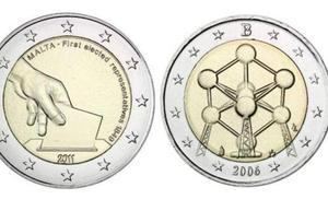 Si tienes algunas de estas monedas de dos euros puedes venderlas por más de 1.800