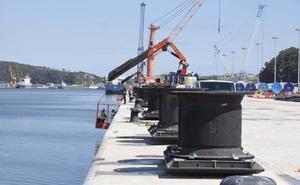 Desestimada la reclamación de 11,5 millones que hacían las constructoras de la primera ampliación del puerto