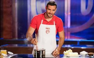 Saúl Craviotto, chef en Alimentaria