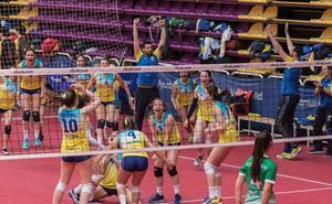 La selección asturiana de voleibol que «ha arrasado desde infantiles»