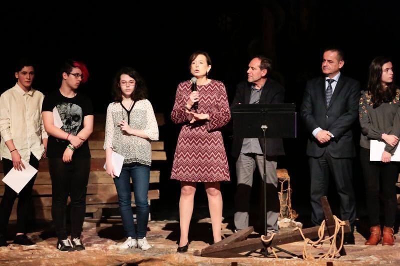 XXIII Festival juvenil de Teatro Grecolatino