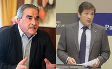 La ausencia de Javier Fernández obliga al alcalde a suspender la cumbre del campus de Mieres