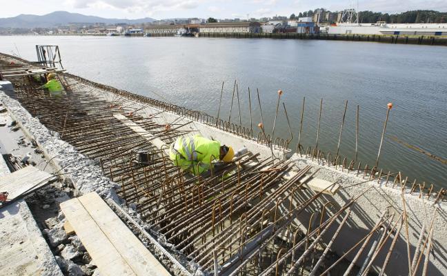 Desestimada la indemnización de 11,5 millones a las empresas de la ampliación del puerto