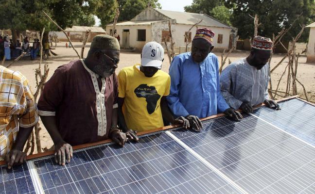 El 'Derbi que nos une' deja huella en Gambia