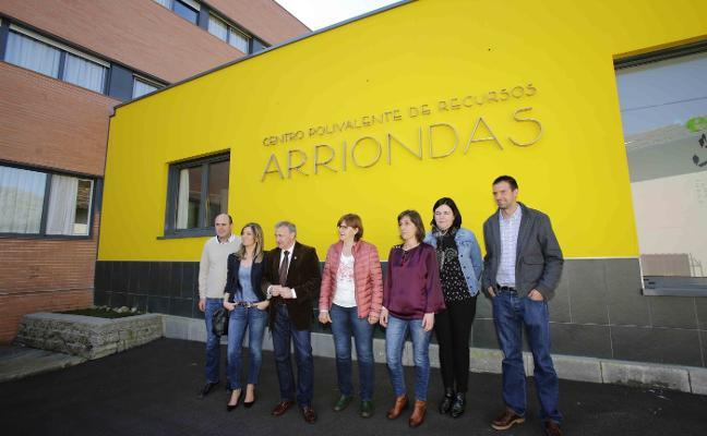 La residencia de Arriondas tiene ya cubiertas un 62% de sus nuevas plazas