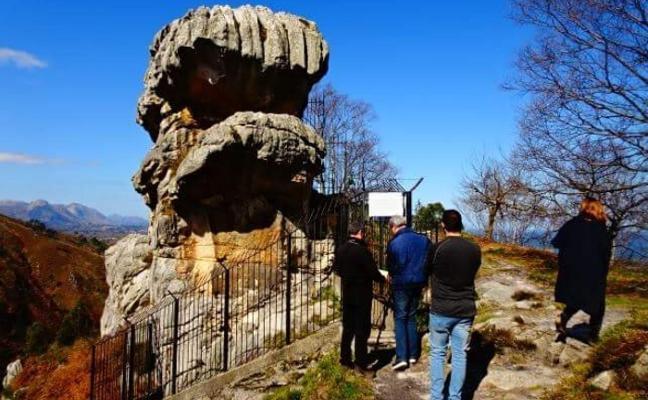 'Juego de tronos' a la asturiana