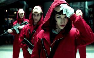 Netflix confirma la tercera temporada de 'La casa de papel'