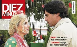 Tenso reencuentro de Eugenia Martínez de Irujo y Fran Rivera
