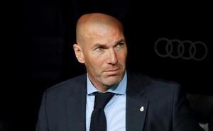 Zidane: «Cristiano está enchufado, pero tenemos que estarlo todos»