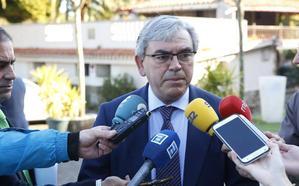Mariano Marín ve «justas las reivindicaciones» de los policías locales