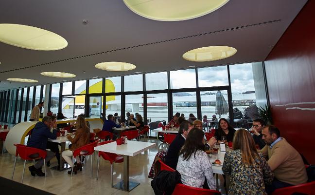 Iberhostelería dejará la gestión de la cafetería del Niemeyer