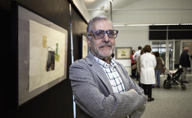Exposición de Enrique Uría en Factoría Cultural