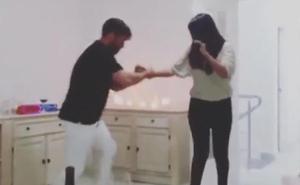 ¿Quién es la misteriosa mujer con la que baila David Bustamante?