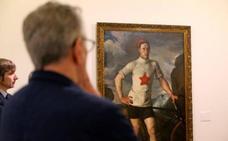 'El Campeón' de Nicolás Soria ya se exhibe en el Bellas Artes