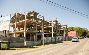 La construcción en Llanes despega con el «desbloqueo» de licencias