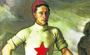 El Bellas Artes muestra 'El campeón', del avilesino Nicolás Soria
