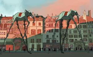 Una cinta española de animación que recrea la vida de Kapuscinski irá a Cannes