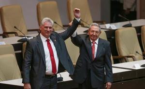 Miguel Díaz-Canel: «El mandato del pueblo es dar continuación a la Revolución»
