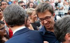 Errejón propone «unidad» a Espinar y Ruiz-Huerta para «sacar» al PP de Madrid