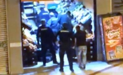 El frutero de Bilbao que detuvo a unos ladrones tras sufrir cinco robos en quince días