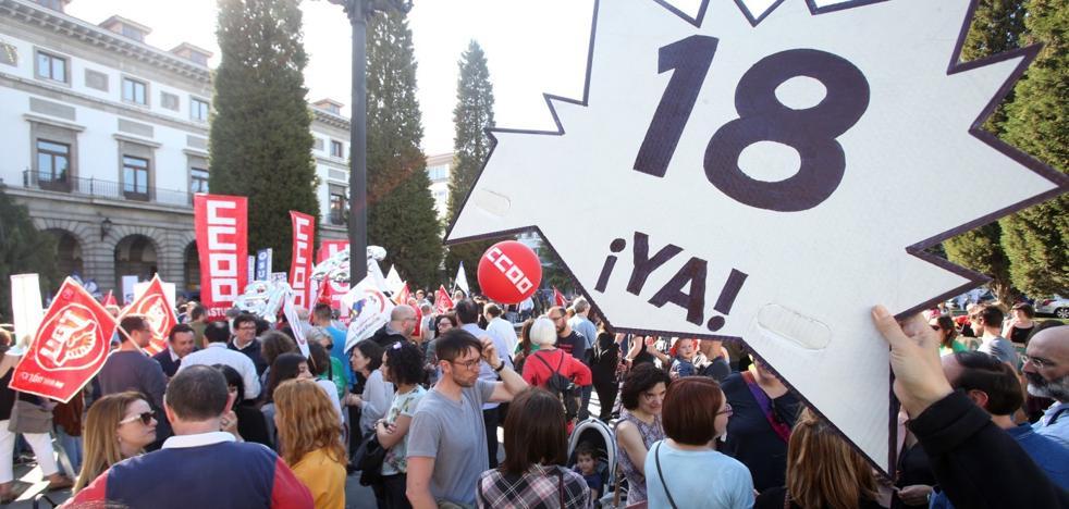 «Asturias cumple el objetivo de déficit y puede reducir el horario lectivo»