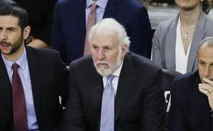 Desolación en la NBA por la muerte de la mujer de Popovich