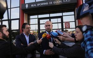 El Sporting y el Ayuntamiento de Gijón acuerdan crear una comisión antiviolencia