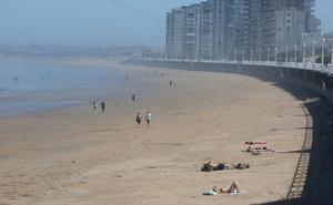 El interior de Asturias roza los 28 grados en la primera semana de tiempo soleado