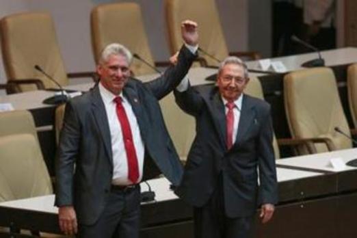Miguel Díaz-Canel, con raíces asturianas, nuevo presidente de Cuba