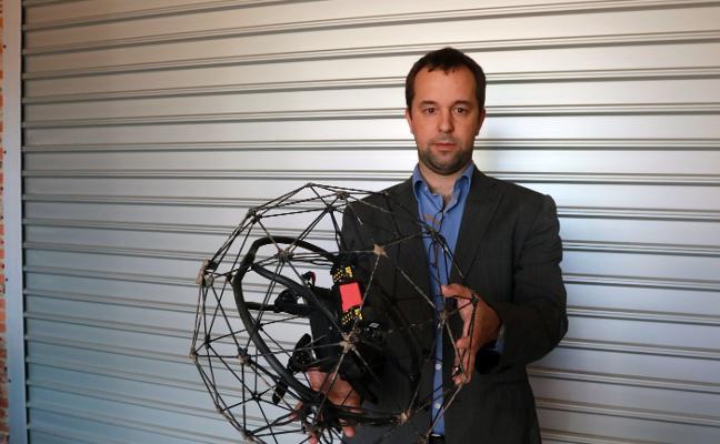 Drones en las infraestructuras