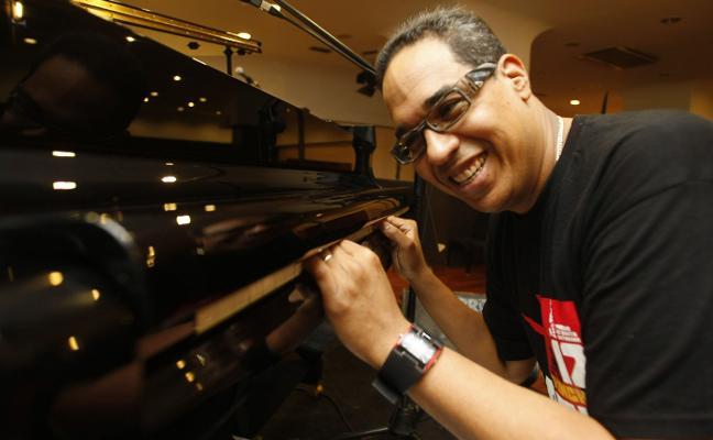 «En Europa, el jazz moderno y libre es más aceptado que en Estados Unidos»