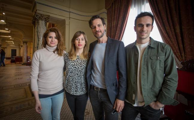 El Palacio Valdés acoge el estreno de 'Ilusiones'