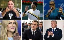 ¿Quiénes son los personajes más influyentes del año?
