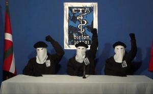 ETA reconoce «el daño causado» y su responsabilidad en un «sufrimiento desmedido»