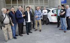 Los taxistas denuncian una bajada del «30%» de sus ingresos por los nuevos descansos