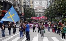 Los sindicatos apoyan la convocatoria: «Sin oficialidad no hay normalización»