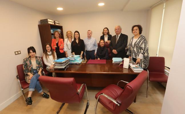 Mijares Abogados inaugura nuevo despacho en Avilés