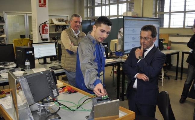 Olimpiadas de FP 'Skills 2018' en la Laboral