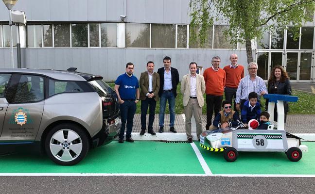 Movilidad eléctrica y 'smartcities' en Citech