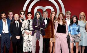 Estos son los concursantes de 'Masterchef Celebrity 3'