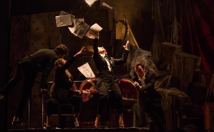 Ilusiones, de Teatro Kamikaze, en Avilés