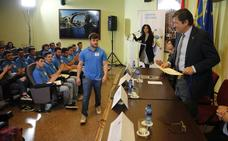 Javier Fernández niega que la FP sea una opción «de segundo orden»