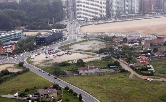 El Ayuntamiento de Gijón ofrece cinco millones por los terrenos de la Ería del Piles