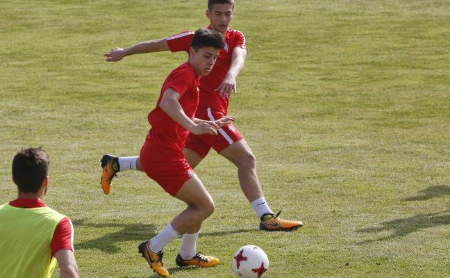 El Sporting B visita al Logroñés con el reto de recuperar el liderato